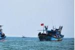 Chìm tàu cá, 9 thuyền viên được cứu sống