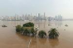 Trùng Khánh trải qua trận lụt lớn nhất 80 năm