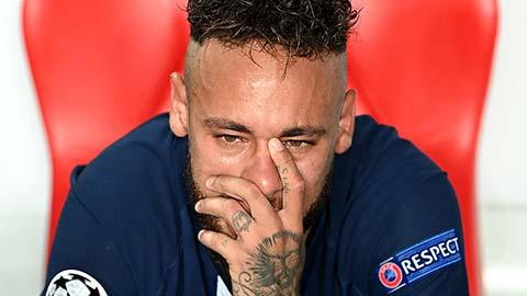 Chùm ảnh: Nước mắt thiên tài Neymar trong ngày đăng quang của Bayern