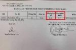 Bài thi toán vào lớp 10 tăng từ 0,5 lên 9,75 sau phúc khảo, sở GD-ĐT Thái Nguyên lý giải