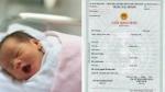 Từ ngày 1/9, đăng ký khai sinh muộn cho con không còn bị phạt
