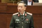 Trình Quốc hội 2 luật mới do Bộ Công an soạn thảo