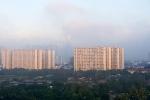 Vì sao TP.HCM sương mù dày đặc sáng nay?