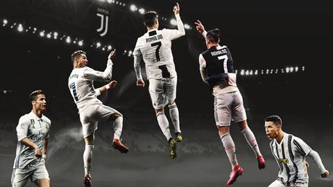 MXH bùng nổ sau khi Ronaldo có bàn thắng lịch sử