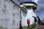 Tử tù án ma túy đào hầm vượt ngục như 'phim hành động'