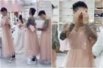 Chứng kiến dàn phù dâu 'vẽ kín người', CĐM bình luận bá đạo