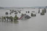 Sông lớn ở Trung Quốc chịu lũ lụt dữ dội thứ 2 trong năm