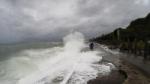 Vùng biển từ Bình Ðịnh đến Cà Mau, Cà Mau đến Kiên Giang đề phòng lốc xoáy và gió giật mạnh