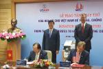 Theo đề nghị của Tổng thống Trump, Mỹ tặng Việt Nam 100 máy thở hỗ trợ chống Covid-19