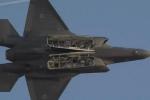 Hai máy bay Mỹ đâm nhau trên không, siêu tiêm kích F-35 rơi tan xác