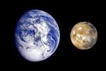 Hiện tượng siêu hiếm: Sao Hỏa tiến gần Trái Đất chưa từng thấy