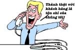 Truyện cười hay: Vị quan tòa khó chiều và chàng thư ký lắm chiêu