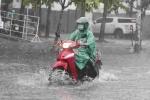 Dự báo thời tiết hôm nay 13/10: Khu vực Trung Bộ tiếp tục có mưa to