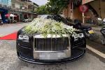 Choáng với đám cưới trong lâu đài dát vàng tại Tuyên Quang, đón dâu bằng xe Rolls Royce chiếm ngay spotlight trên mạng xã hội