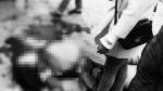 Lào Cai: Chém vợ cũ giữa chợ rồi uống thuốc sâu tự tử
