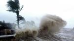 Áp thấp nhiệt đới đang mạnh lên, hướng thẳng từ Quảng Ngãi – Quảng Bình