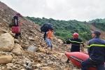 Phá tảng đá 20 tấn để thông đường lên Rào Trăng 3
