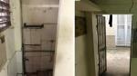 Giật mình với nhà cấp 4 ẩm mốc, tường bong tróc không khác gì nhà hoang nhưng giá thuê lại