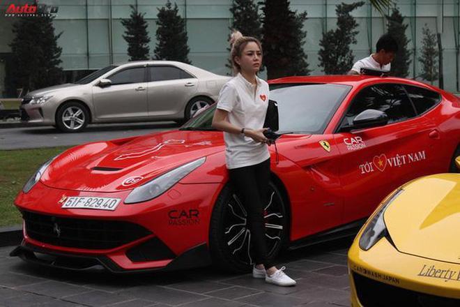 Những nữ doanh nhân chơi xe khủng tại Việt Nam: Người sắm cả dàn siêu xe, người chỉ mê lái mô tô bạc tỷ - Ảnh 2.