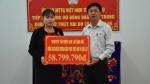 Ủy ban MTTQ Việt Nam tỉnh Gia Lai tiếp nhận ủng hộ đồng bào miền Trung