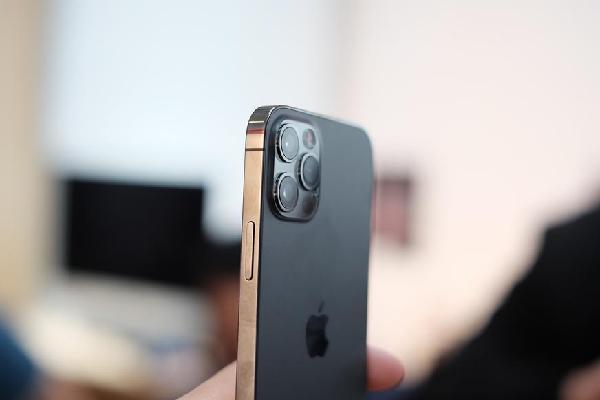 Chi tiết iPhone 12 Pro đầu tiên về Việt Nam