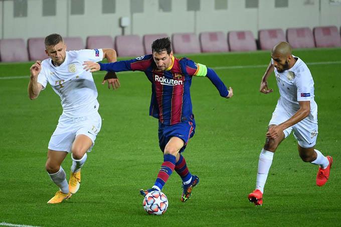 Messi sẽ phá dớp không ghi bàn vào lưới Real vào tối nay?