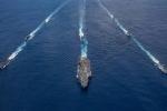 Mỹ - Ấn Độ muốn chia sẻ thông tin tình báo về biển Đông