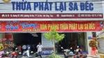 Đồng Tháp: Khai trương Văn phòng Thừa phát lại Sa Đéc