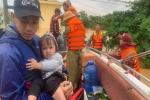Bão số 8 'uy hiếp' sau mưa lũ, Quảng Bình dự kiến di dời hơn 30.000 dân