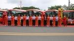 Khai trương 9 tuyến xe buýt không trợ giá trên địa bàn tỉnh Đồng Tháp