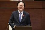Bộ trưởng Giáo dục giải trình giá SGK mới cao gấp đôi, chương trình Tiếng Việt lớp 1 nặng