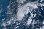 10 ảnh chụp bão số 9 từ vệ tinh