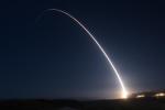 Mỹ phóng tên lửa đạn đạo xuyên lục địa