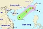Bão Atsani vào Biển Đông giật cấp 11, trở thành cơn bão số 11