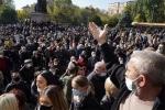 Thỏa thuận ngừng bắn Nagorno - Karabakh: Tiệc tùng ở Azerbaijan và lửa hận ở Armenia