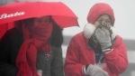 Miền Bắc trời rét và mưa phùn, có nơi dưới 12 độ C