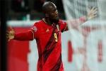 Romelu Lukaku: 'Mãnh thú khát máu' của tuyển Bỉ