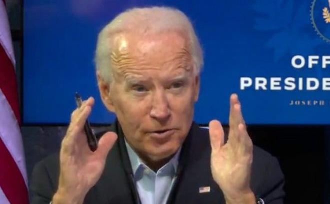Ông Biden xem Trung Quốc là đối thủ cạnh tranh hàng đầu của Mỹ nhưng ông lại gọi Nga là mối đe dọa lớn nhất đối với Mỹ.