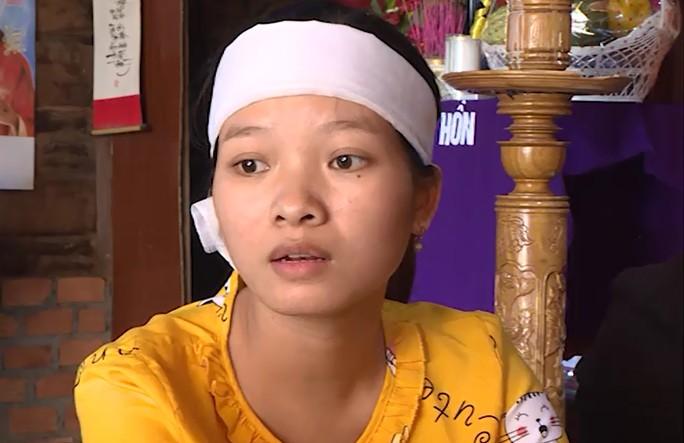 Chị Lê Thị Thu Thảo kể lại vụ việc