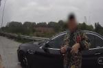 Clip: Lời phân trần của tài xế BMW 'phóng như bay' trên cao tốc, do vội về ăn cưới