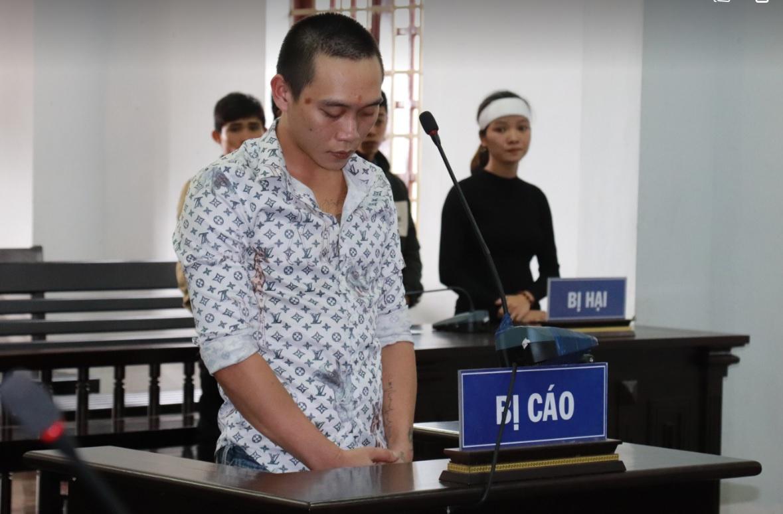 Bị cáo Nguyễn Văn Phúc. Ảnh: N.H.