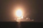 Chiến hạm Nga thử thành công tên lửa siêu vượt âm