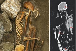 Phát hiện khảo cổ quái dị: Xét nghiệm ADN cho thấy xác ướp 3000 tuổi được 'chắp vá' từ 6 người khác nhau
