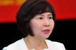 Khai trừ Đảng cựu Thứ trưởng Hồ Thị Kim Thoa