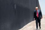 Ngừng xây dựng tường biên giới của ông Trump sẽ tốn kém