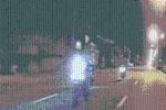 Clip: Chạy xe máy đâm thẳng đuôi container, thanh niên ngã văng ra đường, tử vong tại chỗ