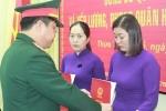 Quân đội tuyển dụng vợ 2 liệt sĩ hy sinh ở Rào Trăng 3