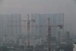 TP.HCM chìm trong màn sương mù hỗn hợp, chất lượng không khí ở mức xấu