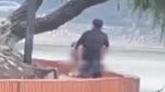 Clip đôi bạn trẻ thản nhiên làm 'chuyện ấy' trong công viên ở Hưng Yên, MXH dậy sóng