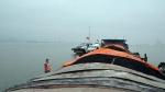 Cảnh sát biển tạm giữ 850 tấn than không rõ nguồn gốc